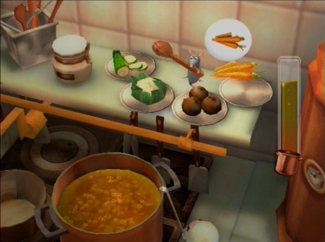 Pantallazo de Ratatouille para PlayStation 2