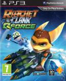 Carátula de Ratchet & Clank QForce