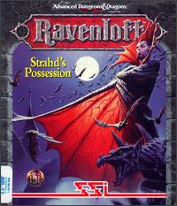 Caratula de Ravenloft: Strahd's Possession para PC