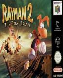 Carátula de Rayman 2: The Great Escape