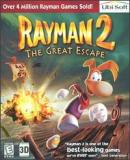 Caratula nº 54645 de Rayman 2: The Great Escape (200 x 235)