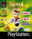 Carátula de Rayman Junior: Maths Reading Level 3