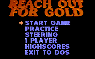 Pantallazo de Reach Out for Gold para PC