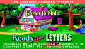 Foto 1 de Reader Rabbit's Ready for Letters