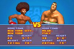 Pantallazo de Ready 2 Rumble Boxing: Round 2 para Game Boy Advance