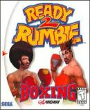Carátula de Ready 2 Rumble Boxing