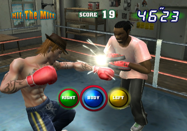 Pantallazo de Ready 2 Rumble Revolution para Wii