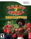 Caratula nº 132469 de Ready 2 Rumble Revolution (200 x 282)