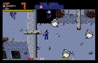 Pantallazo de Real Ghostbusters, The para Atari ST