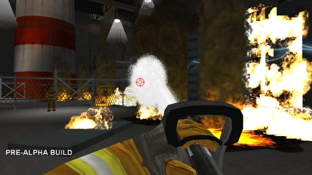 Pantallazo de Real Heroes: Firefighters para Wii
