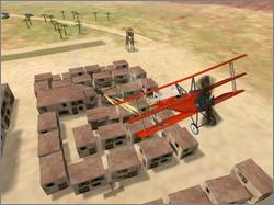 Pantallazo de Red Ace: Squadron para PC