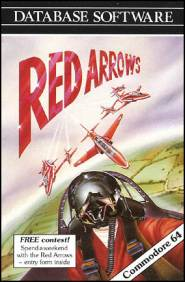 Caratula de Red Arrows para Commodore 64