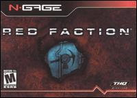 Caratula de Red Faction para N-Gage