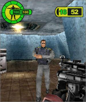 Pantallazo de Red Faction para N-Gage