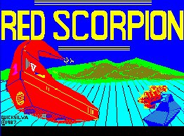 Pantallazo de Red Scorpion para Spectrum