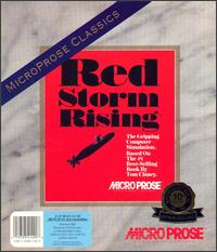 Caratula de Red Storm Rising para PC