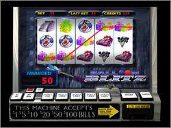 Pantallazo de Reel Deal Slots & Video Poker para PC