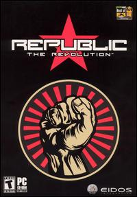 Caratula de Republic: The Revolution para PC
