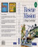 Carátula de Rescue Mission