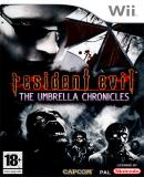 Caratula nº 111187 de Resident Evil: The Umbrella Chronicles (640 x 898)