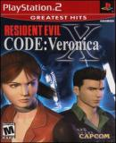 Carátula de Resident Evil -- CODE: Veronica X [Greatest Hits]