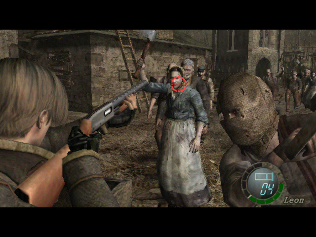 Pantallazo de Resident Evil 4 Wii Edition para Wii