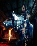 Carátula de Resident Evil 5: Lost in Nightmares