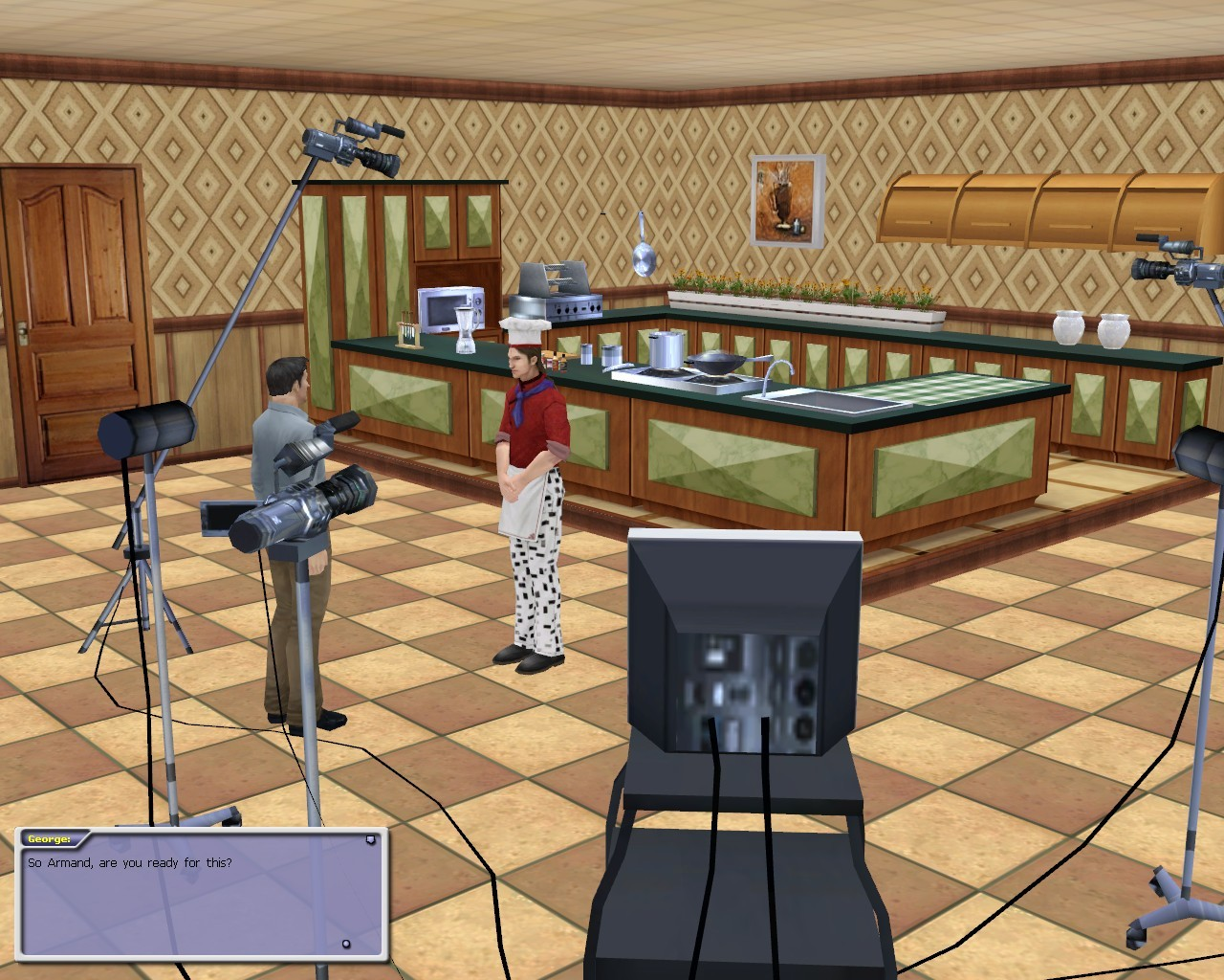 Pantallazo de Restaurant Empire 2 para PC