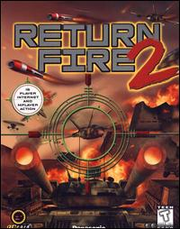 Caratula de Return Fire 2 para PC
