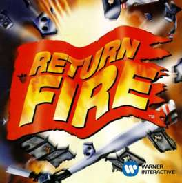 Caratula de Return Fire para PC