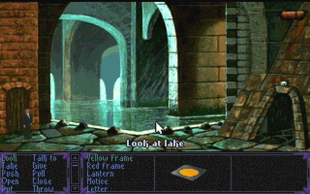 Pantallazo de Return of the Phantom CD-ROM para PC