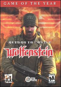 Caratula de Return to Castle Wolfenstein: Game of the Year para PC