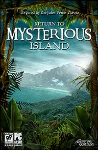 Caratula de Return to Mysterious Island para PC