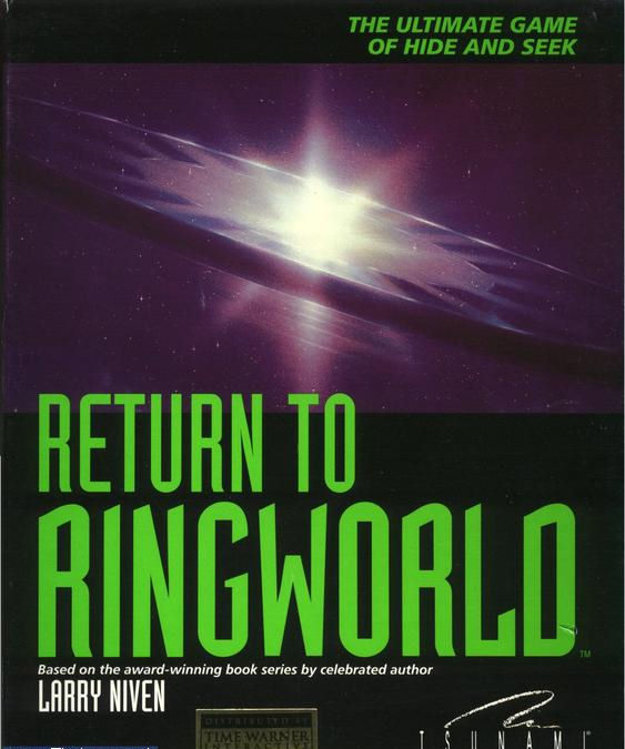 Caratula de Return to Ringworld para PC