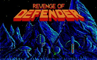 Pantallazo de Revenge of Defender (a.k.a. Starray) para PC
