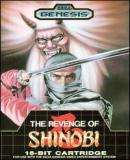 Carátula de Revenge of Shinobi, The