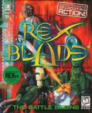Carátula de Rex Blade: The Battle Begins