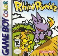 Caratula de Rhino Rumble para Game Boy Color