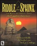 Caratula nº 56081 de Riddle of the Sphinx: An Egyptian Adventure (200 x 242)