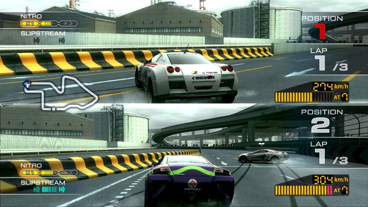 Pantallazo de Ridge Racer 7 para PlayStation 3