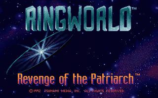 Pantallazo de Ringworld: Revenge of the Patriarch CD-ROM para PC