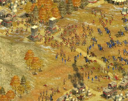 Pantallazo de Rise of Nations: Thrones and Patriots para PC
