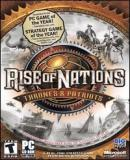 Caratula nº 69457 de Rise of Nations: Thrones and Patriots (200 x 285)