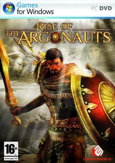 Caratula de Rise of the Argonauts para PC