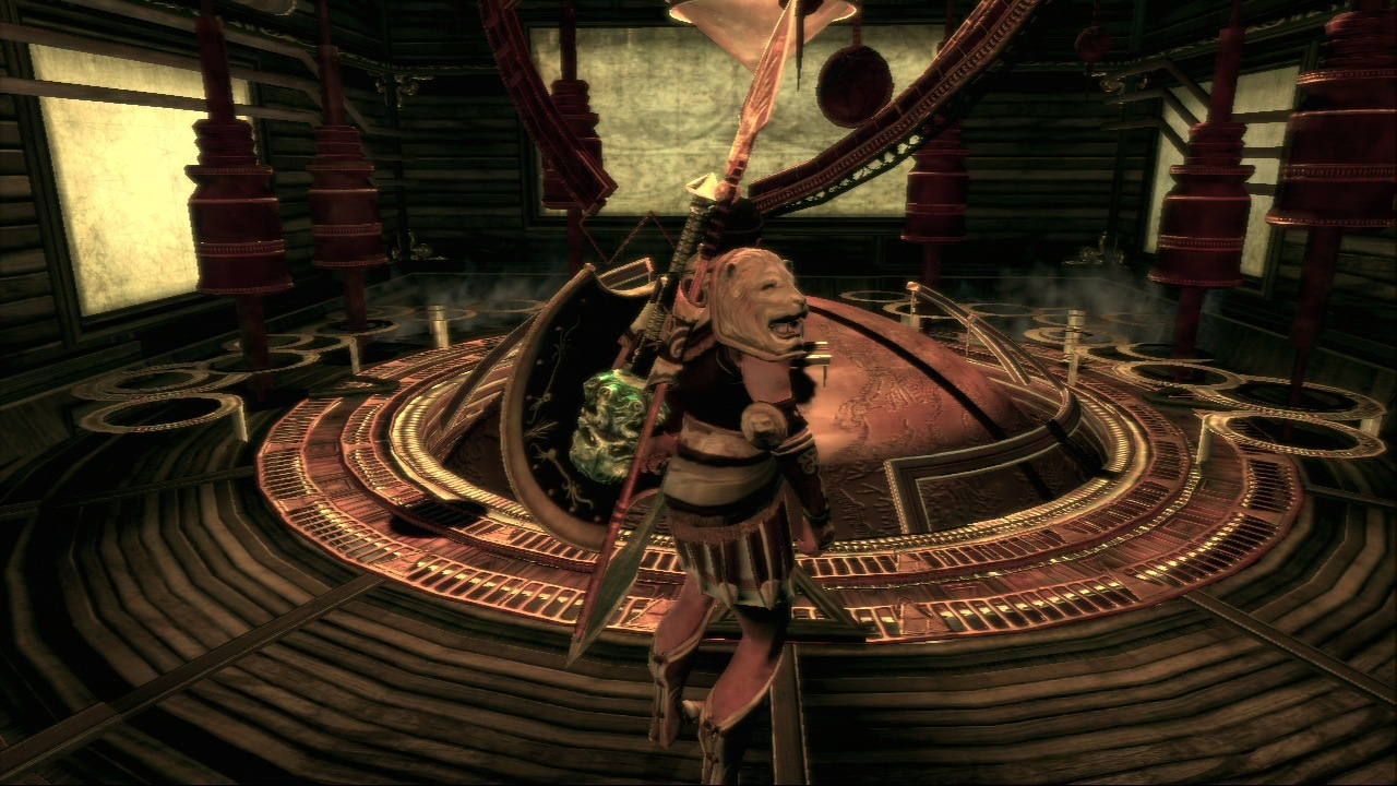 Pantallazo de Rise of the Argonauts para PlayStation 3