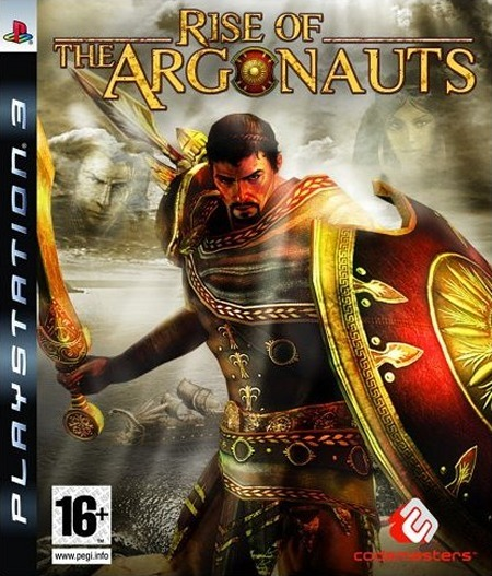 Caratula de Rise of the Argonauts para PlayStation 3