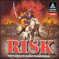 Caratula de Risk CD-ROM [Jewel Case] para PC