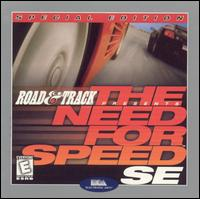 Caratula de Road & Track Presents: The Need for Speed SE [Jewel Case] para PC