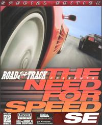 Caratula de Road & Track Presents: The Need for Speed SE para PC
