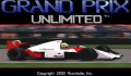 Pantallazo nº 61375 de Road & Track Presents Grand Prix Unlimited (320 x 200)